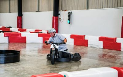 Drift Triking – Possibly a New Competitor to Go-Karts?