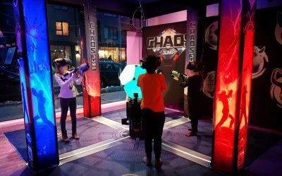 'Reclaim!' – Minority Media's 1st VR e-Sports Game debuts in Chaos Jump Systems