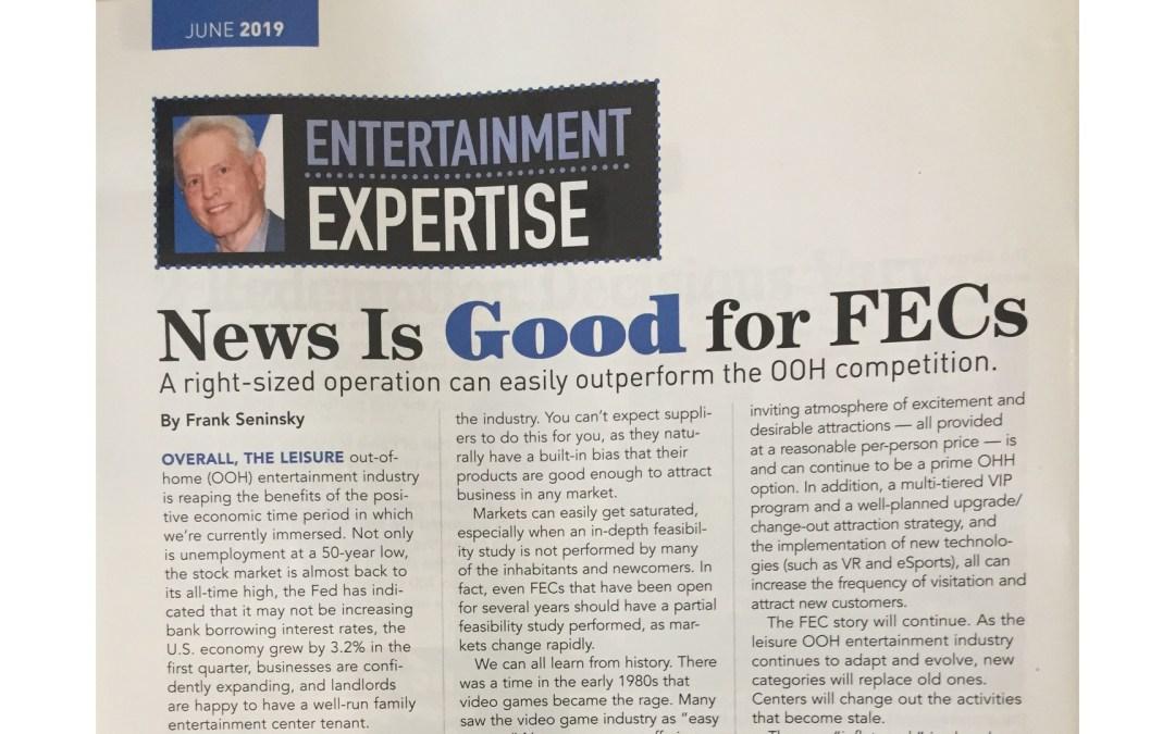 News Is Good for FECs