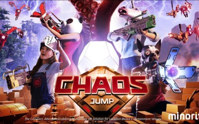 Chaos Jump VR & Betson Distributor Deal is a 'Big Deal'