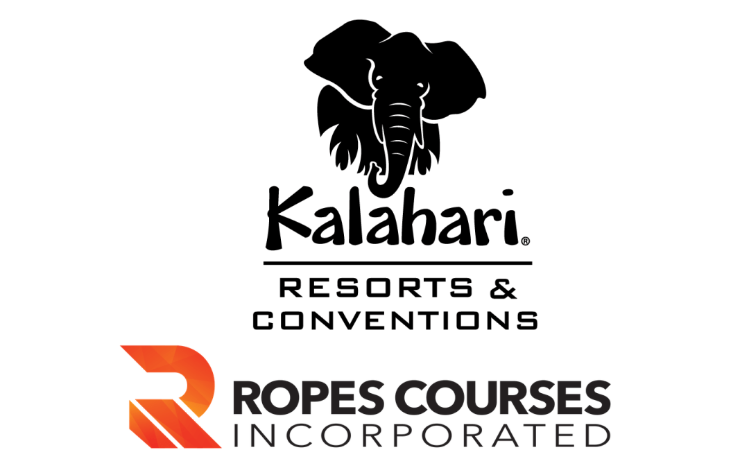 Ropes Courses Inc. & Kalahari Resorts Announce New Collaboration Theme Park Project in Round Rock TX