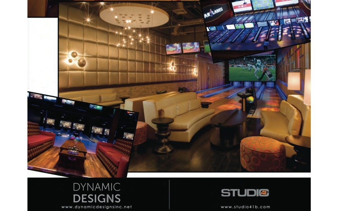 Dynamic Designs International Design & Master Plan Architecture Package for Entertainment Centers Now Includes Complete Operations Program