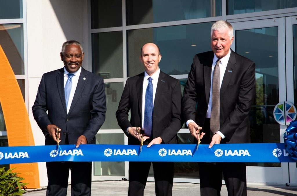 IAAPA Opens New Headquarters Building in Orlando