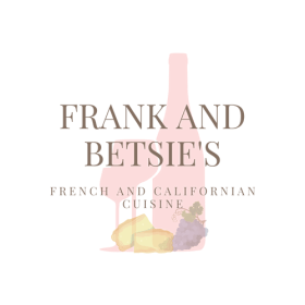 Frank and Betsie's French and Californian Cuisine Logo