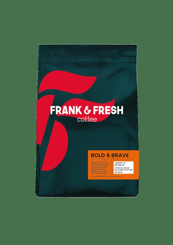 Bold & Brave Verpakking