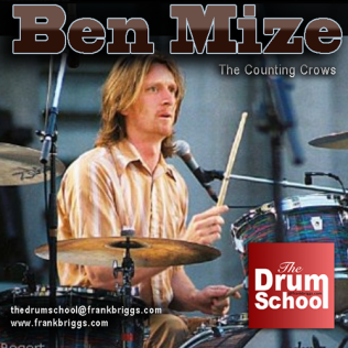 Ben Mize - Counting Crows