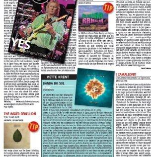 Scandinavian Prog Magazine Review