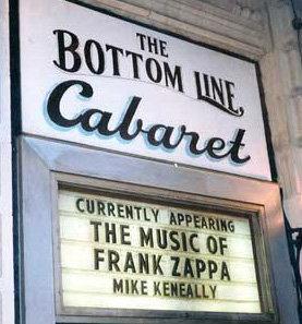 The Bottom Line, NYC w/ Mike Keneally (Zappa)