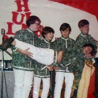 My first band. The London Tymes 1968