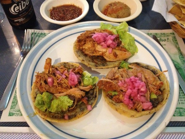 Comida típica de Mérida Yucatán