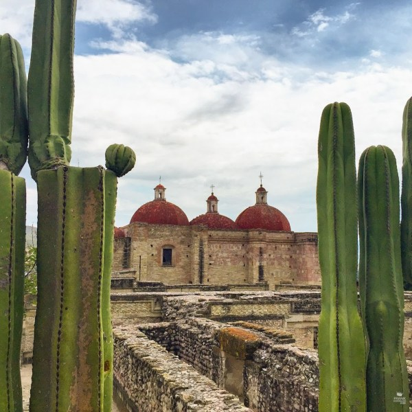 Templo Mitla Oaxaca