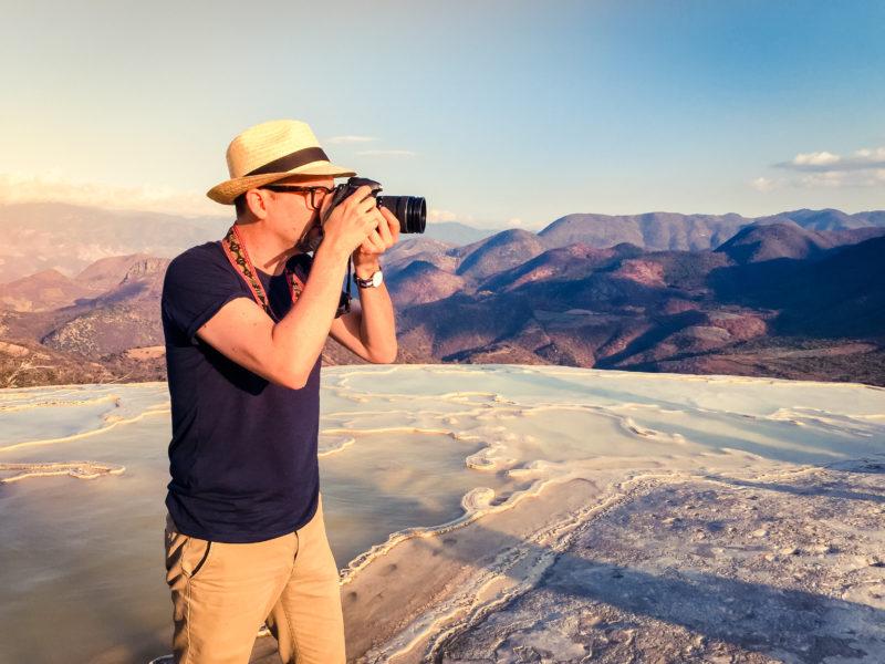 20 Años de fotógrafo profesional