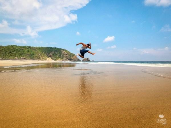 que playas ver en oaxaca