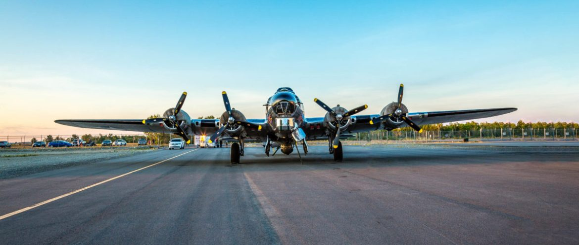 WWII Bomber