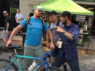 FrankenBike Austin # 147 November 05, 2017 at Monkey Wrench Bikes