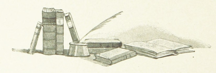 Image taken from page 44 of 'Life's Roses: a volume of selected poems'