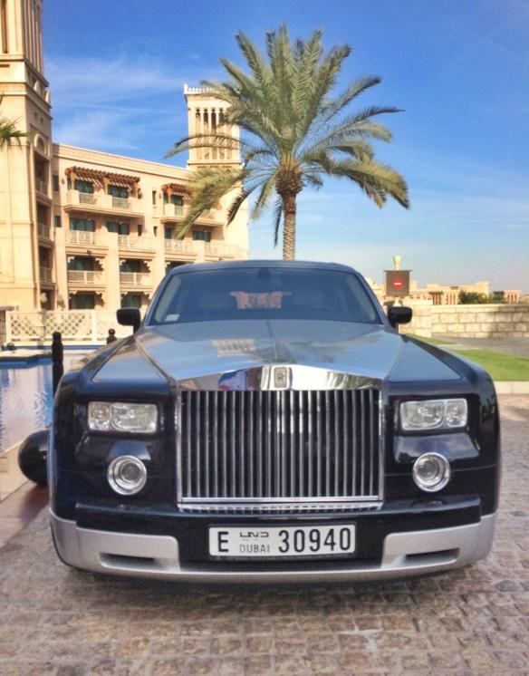 """I like to call this a """"Dubai Pontiac."""""""