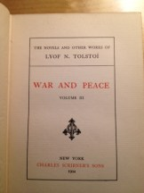 Title Page, Volume III