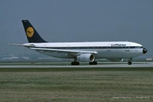 D-AIAI Lufthansa Airbus A300B4-603 | MSN 391