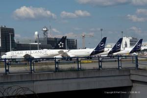 D-AILF Lufthansa Airbus A319-114 | MSN 636