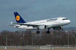 D-AILS Lufthansa Airbus A319-114 | MSN 792