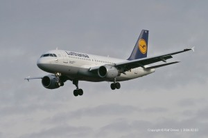 D-AILY Lufthansa Airbus A319-114 (MSN 875)