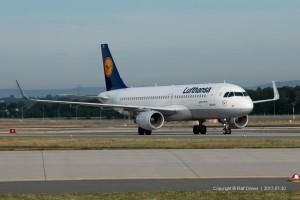 D-AIZZ Lufthansa Airbus A320-214 | MSN 5831