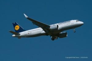 D-AINC Lufthansa Airbus A320-271N | MSN 6920