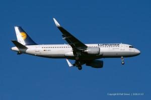 D-AIUU Lufthansa Airbus A320-214 | MSN 7158