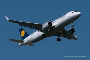D-AINJ Lufthansa Airbus A320-271N | MSN 7735
