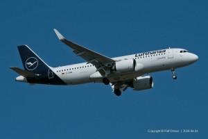 D-AINN Lufthansa Airbus A320-271N | MSN 8491