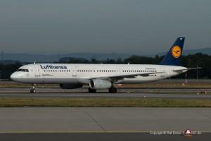 D-AIRK Lufthansa Airbus A321-131 | MSN 502