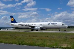 D-AISF Lufthansa Airbus A321-231 | MSN 1260