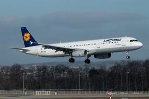 D-AISI Lufthansa Airbus A321-231 | MSN 3339