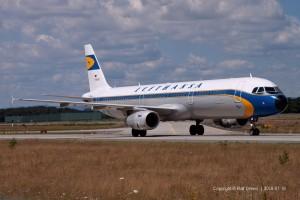 D-AIDV Lufthansa Airbus A321-231 | MSN 5413