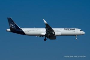 D-AIEE Lufthansa Airbus A321-271NX | MSN 9046
