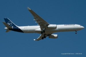 D-AIKP Lufthansa Airbus  A330-343 | MSN 1292