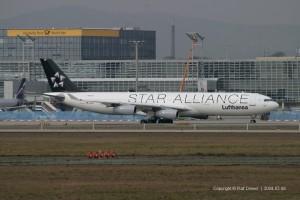 D-AIGC Lufthansa Airbus A340-311  | MSN 27