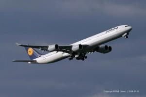 D-AIHB Lufthansa Airbus A346-642 |  MSN 517