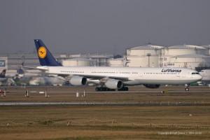 D-AIHE Lufthansa Airbus A346-642 |  MSN 540