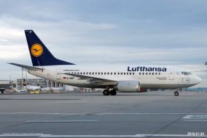 D-ABIT Lufthansa Boeing 737-530 | ln 2049