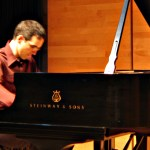 Frank Horvat in concert