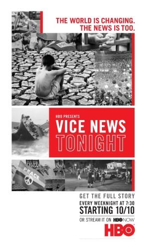 Vice News Tonight on HBO