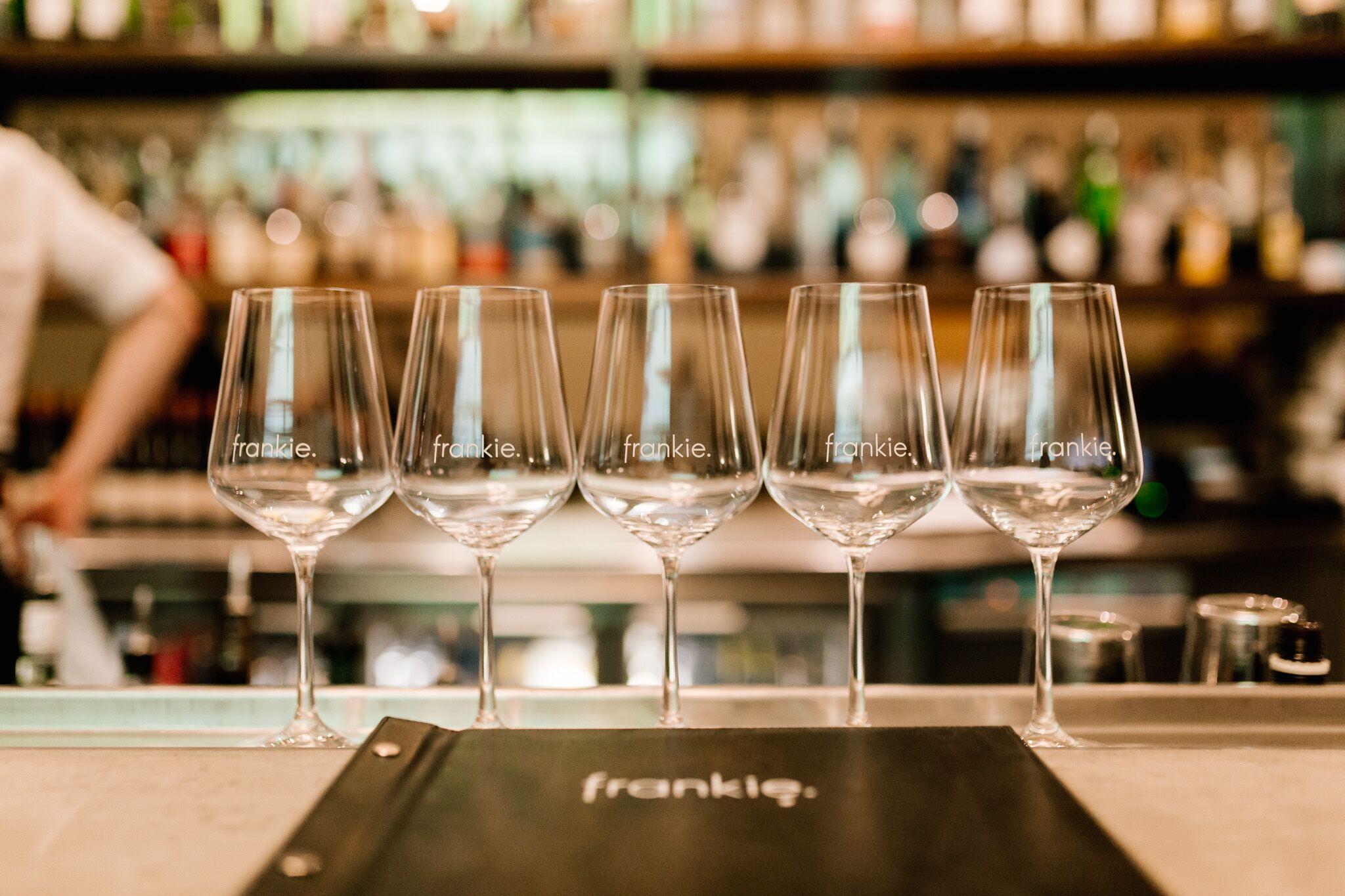 frankie. drinks