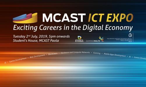 MCAST IICT Expo