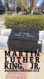 MLK Historic Site