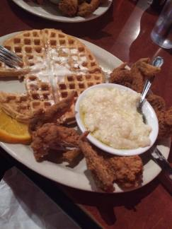 Gladys Knight's Signature Chicken & Waffles