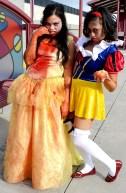 Belle & Snow Zombie