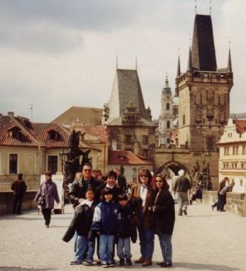 1998 Prague, Chez Republic