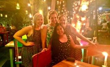 Girls Night Out at Koki Beach